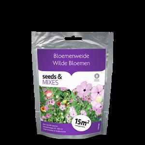 Flower meadow Wild flowers 15m2