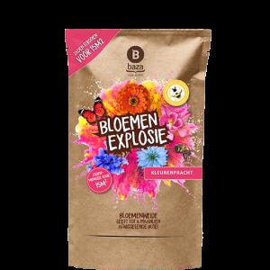 bloemen explosie