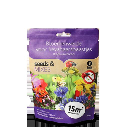Bloemenweide voor Lieveheersbeestjes