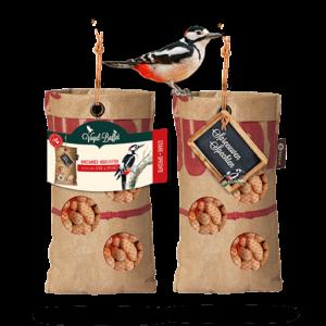 Vogel-Buffet hängen für Stare & Spechte