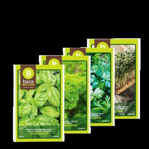 Baza seeds herbs