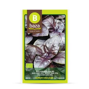Basilicum dark opal bio
